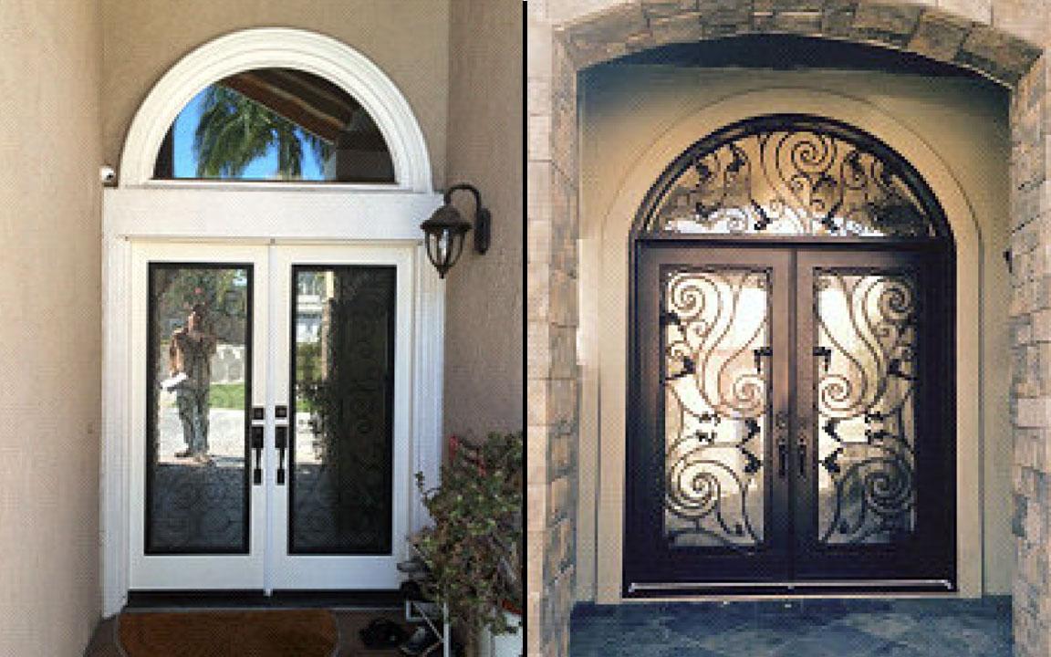 Taft Kintzle and Andrew Galvez of Samson Door & Window gave the Classification presentation